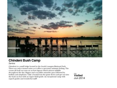 Chindeni bush camp zambia 64630 1410861223