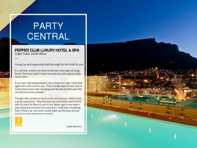 Pepper club luxury hotel spa cape town south africa 45506 1391786261